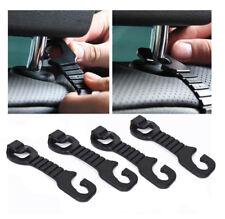 4 PCS Car Seat Truck Coat Hook Purse Bag Hanging Hanger For Buick Bmw