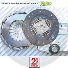 FOR ALFA ROMEO 147 156 GT GTV SPIDER OEM VALEO CLUTCH COVER DISC KIT INC BEARING