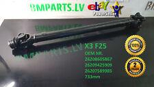 New Bmw x3 f25 front Driveshaft Propshaft / TNT express Europe 1-2 workingday