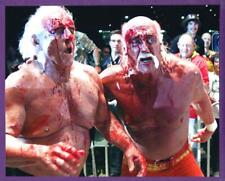 Hulk Hogan Vs Ric Flair 8x10 Hulkamania: Let The Battle Begin - Australia 2009