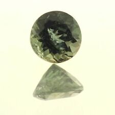 Green Tourmaline 4.9mm Round (One of a Kind Stone)