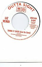 LIZ VERDI-THINK IT OVER / LINDA LLOYD-BREAKAWAY  UK OUTTASIGHT   NORTHERN