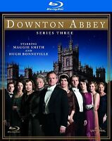 DOWNTON ABBEY ITV TV Series Complete Season 3 Bluray Collection+Extras Original