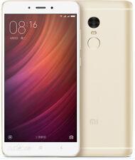 """Original Xiaomi Redmi Note 4 Débloqué Téléphone 5.5"""" Deca Core 13MP 4G LTE Doré"""
