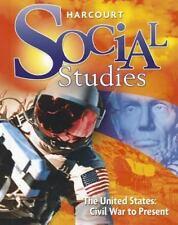 Harcourt Social Studies: Social Studies (2009, Hardcover)
