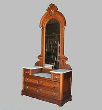 Walnut Antique Dressers Amp Vanities 1800 1899 For Sale Ebay