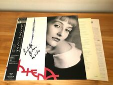 ISABELLE ANTENA On A Warm Summer Night LP *SiGNED JAPAN PRESSING* frank zappa