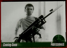 THE PROFESSIONALS - Individual PROMO CARD P9 - Strictly Ink 2005