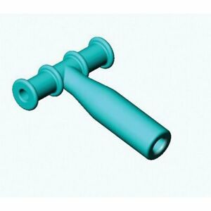 NEW - Chewy Tubes -Blue Teether - FREE SHIPPING