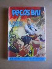 Gli Albi di Pecos Bill n°133 1963 edizioni Fasani  [G402]