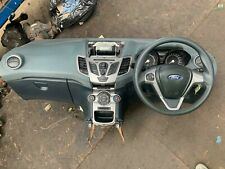 2010 Ford Ford Fiesta Dashboard