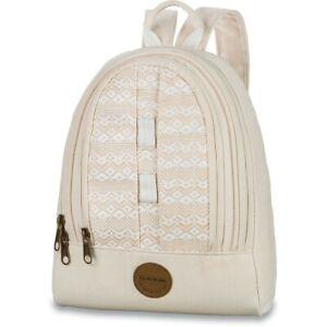 Dakine Women's Cosmo Canvas 6.5L Mini Backpack Sand Dollar New