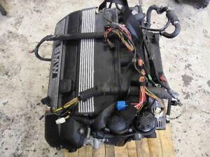 MOTOR - BMW 3er E46 1998 - 328i - 142kW 193PS / M52 TÜ B28 / 197tkm