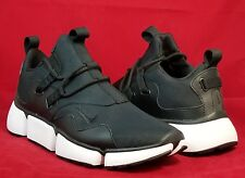 NIB NIKE Mens 9 POCKETKNIFE DM 898033 001 BLACK WHITE LIFESTYLE SHOES $130 NEW