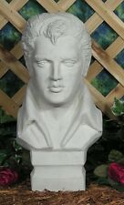 Elvis Presley The King Of Rock And Roll  Latex Fiberglass Mold Concrete Plaster