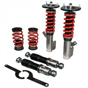 Godspeed MonoRS Coilovers for Pontiac G5  07-09, Fully Adjustable