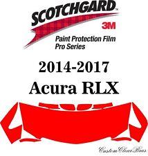 3M Scotchgard Paint Protection Film Pro Series 2014 2015 2016 2017 Acura RLX