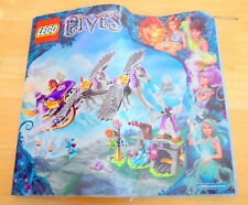 Lego Elves Aira's Pegasus Sleigh 41077, Instruction Manual Only