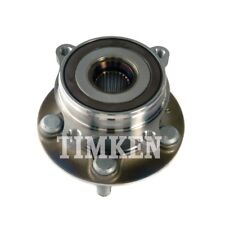 Wheel Bearing and Hub Assembly-FWD Front Timken HA590411