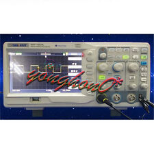 Siglent SDS1102CNL+ 2CH+1 EXT Digital Oscilloscope 100MHz 1GSa/s 40Kpts New