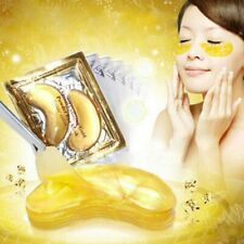 5Pairs Gold Crystal Collagen Eye Mask Eye Patches Mask For Dark Circles Remove