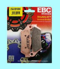 EBC FA181HH Pastillas de Freno Traseras Sinterizadas para KTM 1290 Super