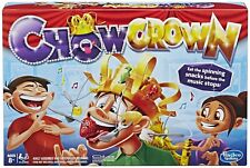 Hasbro Gaming 2+ Player Chow Crown Family Party Game