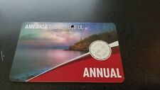 AMERICA THE BEAUTIFUL National Parks ANNUAL Pass Expires 08/31/2020