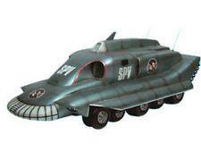 Spectrum Pursuit Vehicle Captain Scarlet MAhogany Kiln Dry Wood Model Large New