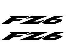 Stickers FZ6 - 18cm x 2,5cm