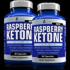 Raspberry Ketone 1200mg 60 Capsules - 1 Bottle