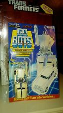 1984 TONKA Gobots GO-BOTS Renegade TUX new MOC Go Bots Machine Robo 46 MR-46