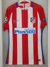 Match worn shirt jersey Atletico Madrid Champions League Argentina China Beijing