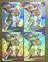 2019-20 Panini Revolution Lebron James Lot (4) 2x Astro & 2x Base #14 Lakers