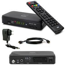 HDTV HD Full Digital sat récepteur chiasma xs65 twin + usb rvp + Câble HDMI xs 65