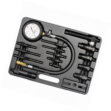 Yato professional diesel engine compression gauge tool kit 16 pcs tester (YT-730