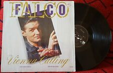"FALCO *** Vienna Calling *** ORIGINAL & SCARCE 1986 Mexico 12"" Single"