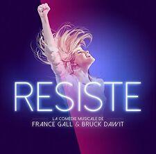 COMEDIE MUSICALE<<RESISTE>>  CD NEUF