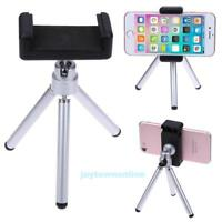 360 Rotatable Stand Tripod + Holder Mount Bluetooth Bracket for iPhone Samsung