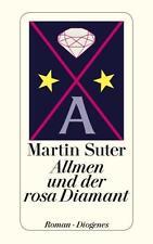 Allmen und der rosa Diamant von Suter, Martin