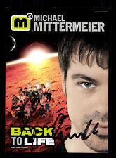 Michael Mittermeier Autogrammkarte Original Signiert # BC 87716