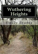 Wuthering Heights by Bronte, Emily 9781544143453 -Paperback