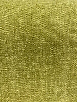 Charisma Crypton Performance Chenille Herb Green Upholstery Fabric By The Yard