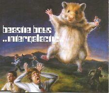 BEASTIE BOYS Intergalactic / Hail Sagan  4TRX REMXES CD single USA seller SEALED