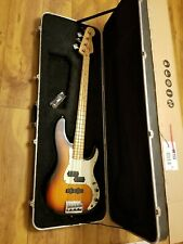 FENDER LACED PRECISION PLUS USA BASS AN AWESOME INSTRUMENT WITH UNRIVALED SOUND