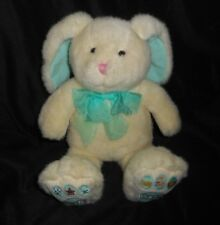 AVON PRODUCTS 2000 FM RADIO BUNNY RABBIT STUFFED ANIMAL PLUSH TOY MUSIC WORKS