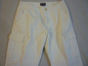 VILEBREQUIN White Casual Pants Kid's 10 New WO Tags FREE SHIP