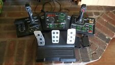 STEEL BATTALION PRF ARMY CONSOLE CONTROLLER FOR ORIGINAL XBOX Tested & Working