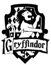 Gryffindor Harry Potter Decal