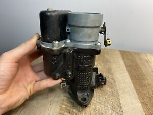 Vintage NOS Carter W-1 Automotive Carburetor